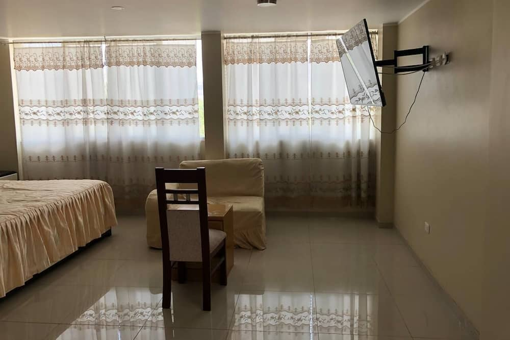 Exclusive Room - Living Area