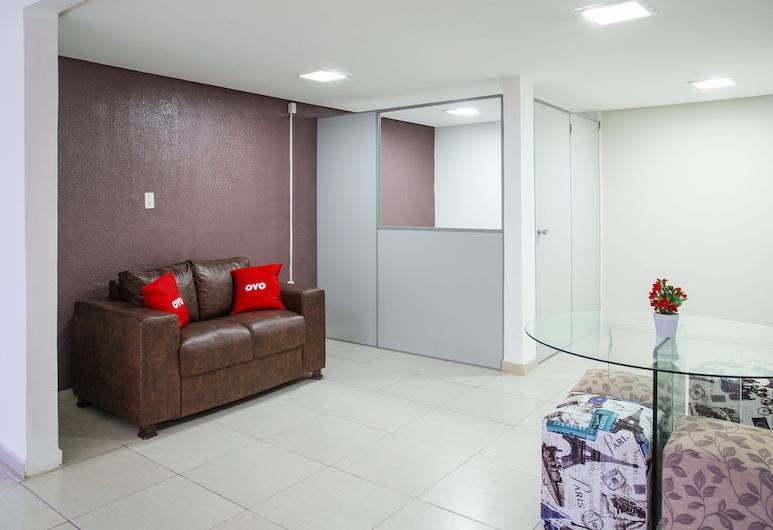 Hotel Malibu, Aracaju, Lobby Sitting Area