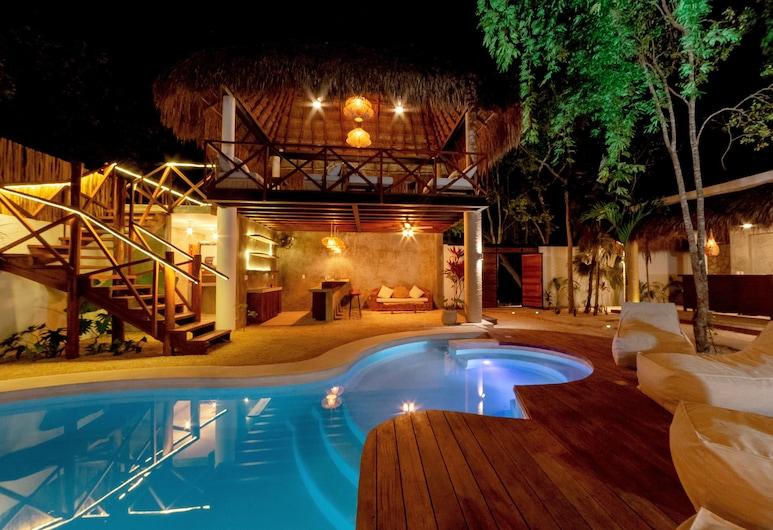 Mimosa Tulum Hotel & Hostel, Tulum, Pool