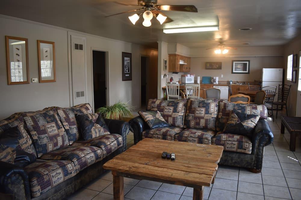 家庭平房 (HH) - 客廳