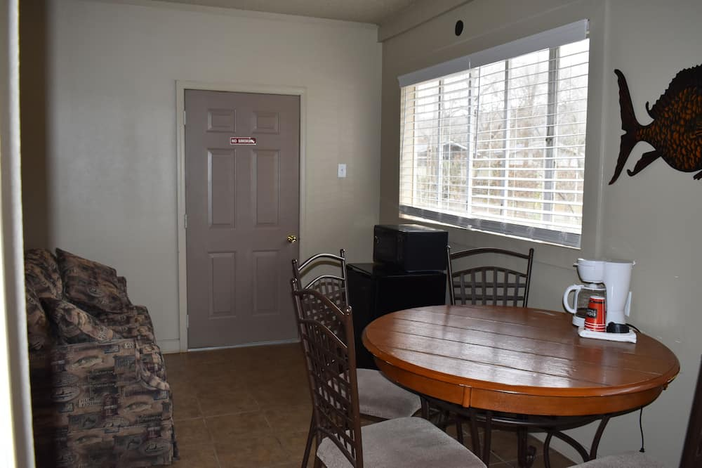 舒適客房 - 客廳