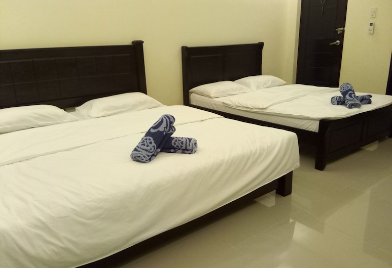 Bohol Sweet Home Bed and Breakfast, Guindulman, Deluxe-Bungalow, Zimmer