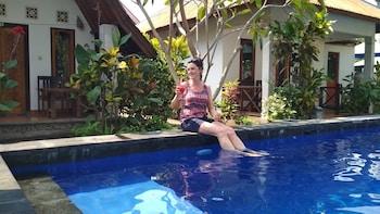 吉利群島巴倫庫家庭旅館的相片