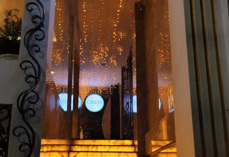 Mia Hotel, Quy Nhon, Ingresso hotel
