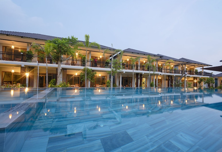 Suoi May Garden Resort, Phú Quốc, Außenpool