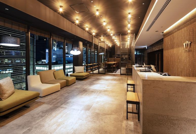 SANCO INN Grande NAGOYA, Nagoya, Зона гостиной