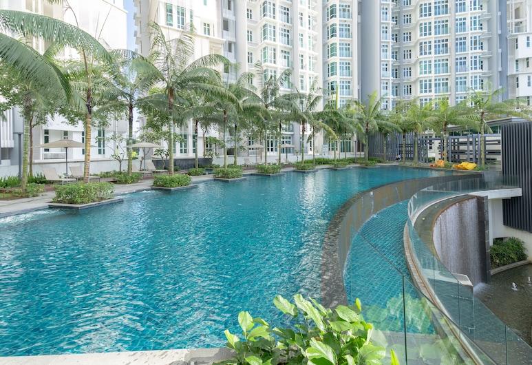 OYO Home 89731 Amazing 1br 1medini, Iskandar Puteri, Pool