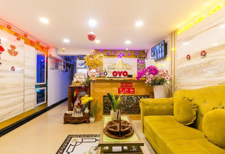 OYO 839 Thanh Tuyen Hotel, Ciudad Ho Chi Minh, Recepción