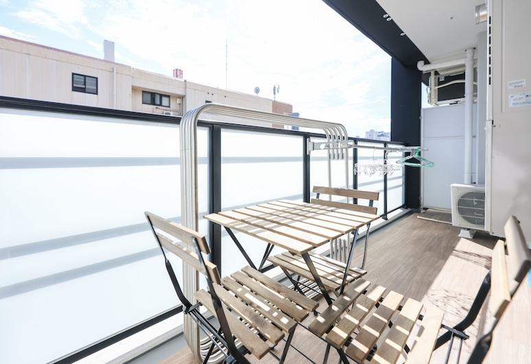 Crystal Hotel, Osaka, Apartamento, Balcón