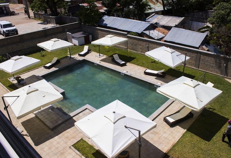 Hotel Skar, Mahajanga, Pemandangan Aerial