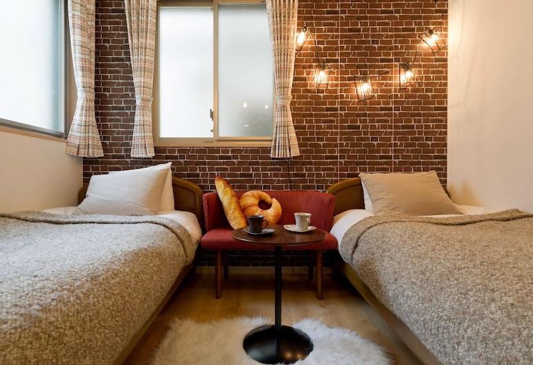 Happy Train Vintage Room, Tokijas, Apartamentai, Kambarys