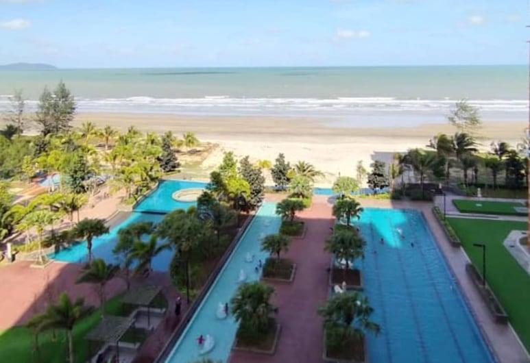 Timurbay by Seascape , Kuantán, Suite junior, vista al mar, Vista a la playa o el mar