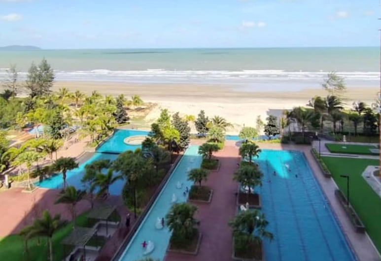 Timurbay by Seascape, Kuantan, Junior-suite - havudsigt, Strand-/havudsigt