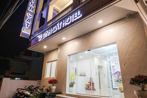 大叻丁卡飯店/
