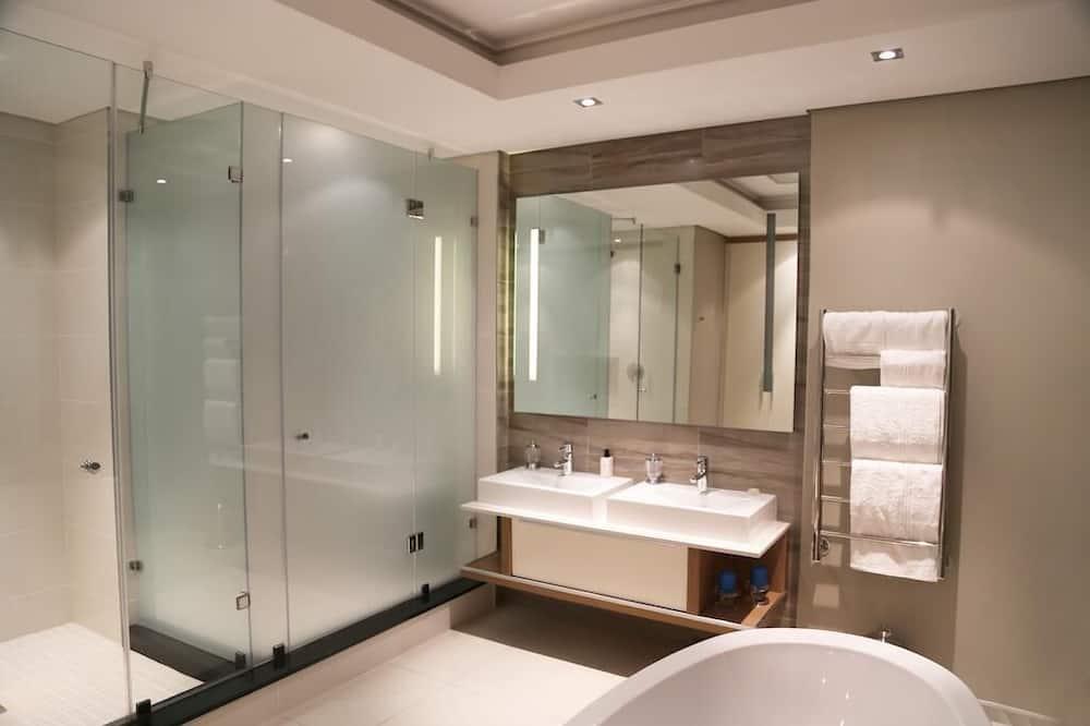 Superior-lejlighed - Badeværelse