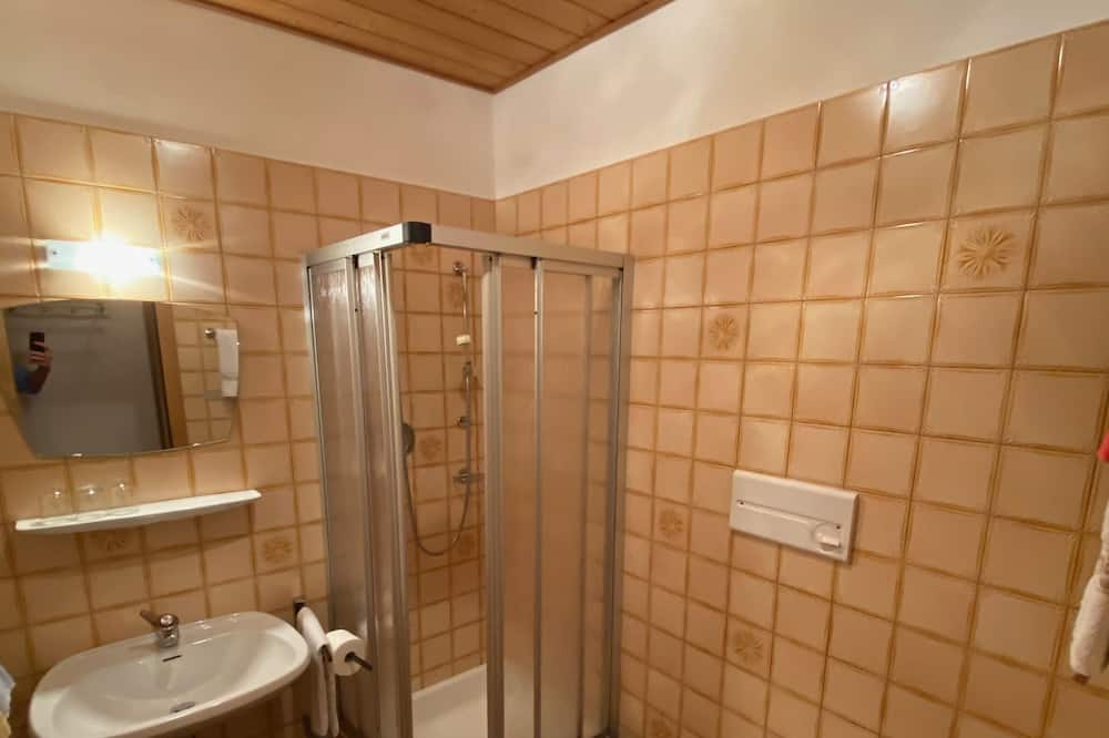Двухместный номер «Классик» с 1 двуспальной кроватью - Ванная комната