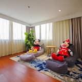 Rodinný apartmán, nefajčiarska izba - Obývacie priestory