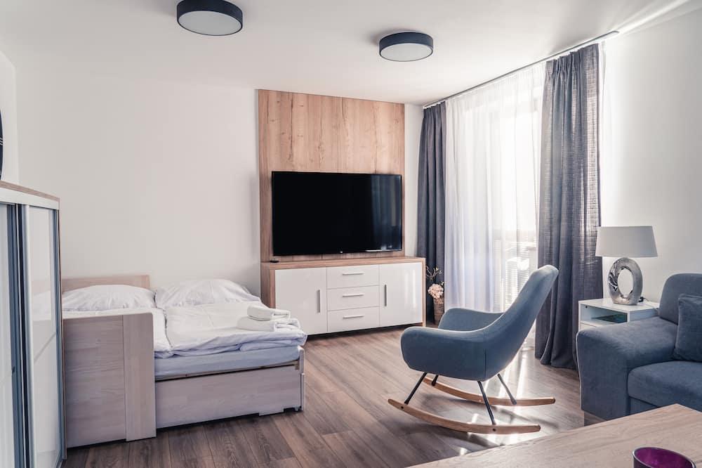 Апартаменты - Гостиная
