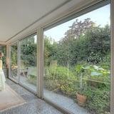 Apartmán typu Comfort, výhled do zahrady - Terasa