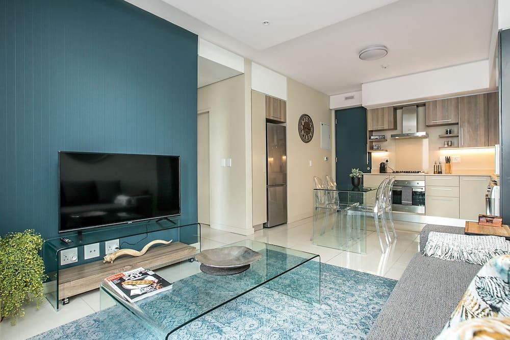 Апартаменты «Делюкс», 1 спальня - Главное изображение