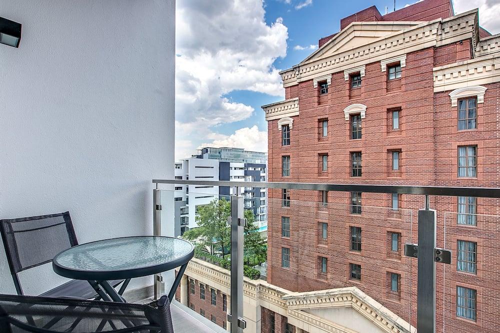 Апартаменты «Делюкс», 1 спальня - Балкон