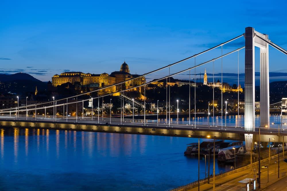 Governor Suite with Danube view - Pemandangan perairan