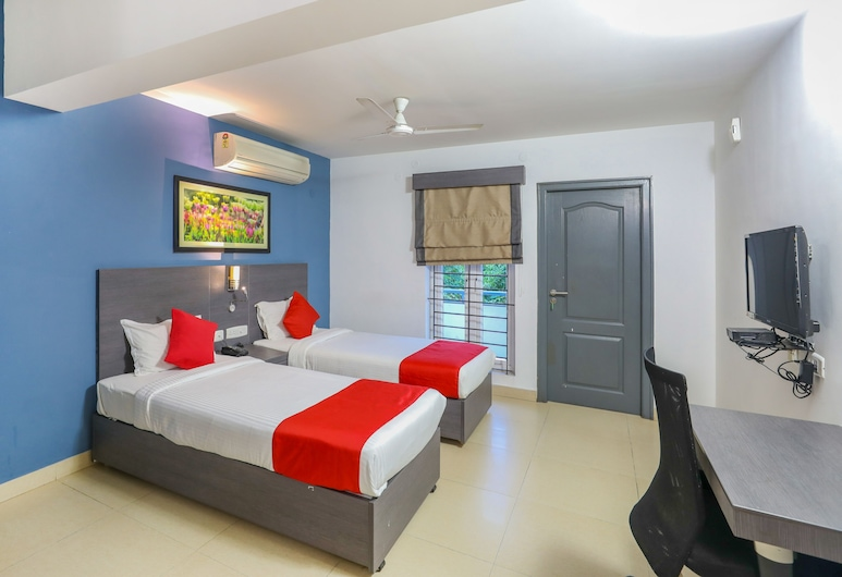 Stay Easy Service Appartment, Chennai, Executive Suite, Guest Room