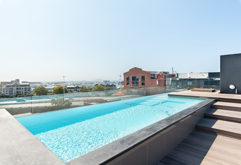 Docklands 404, Cape Town, Rooftop Pool