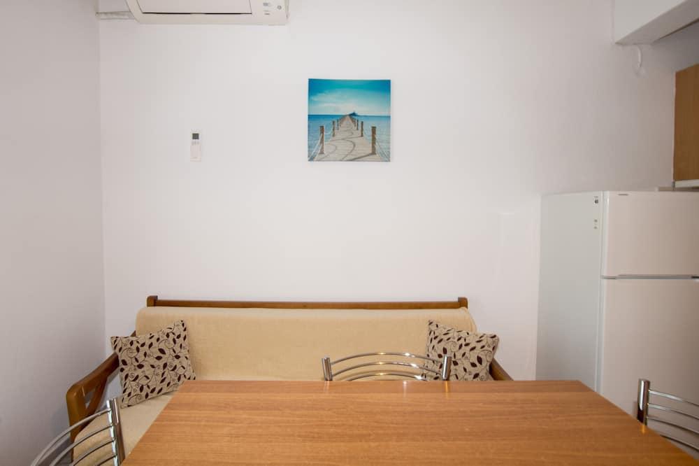 スタンダード アパートメント 1 ベッドルーム - リビング エリア