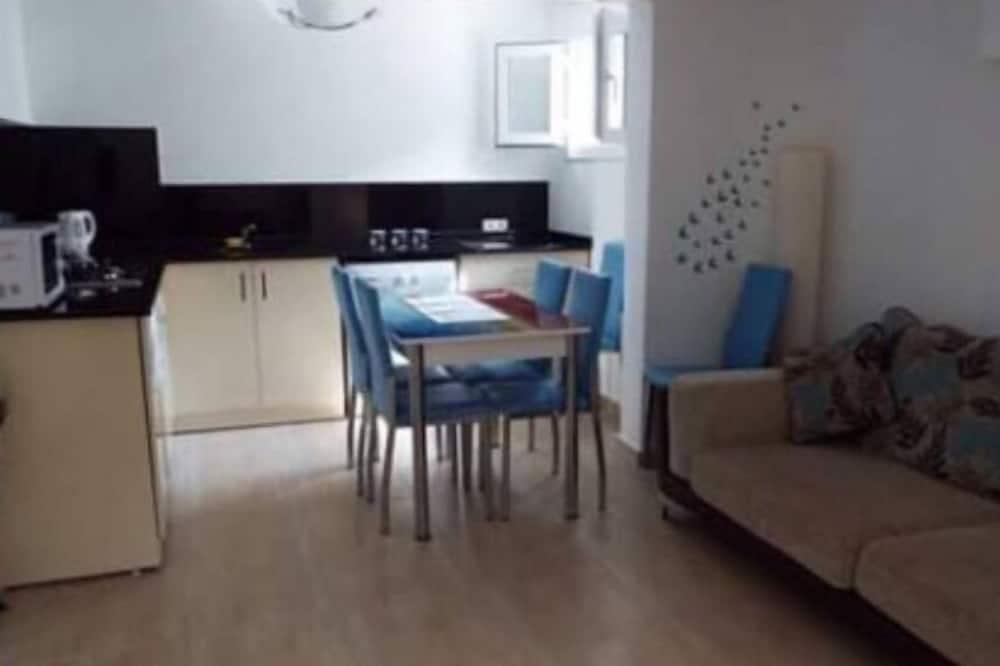 Appartement, 3 chambres (Basement) - Coin séjour
