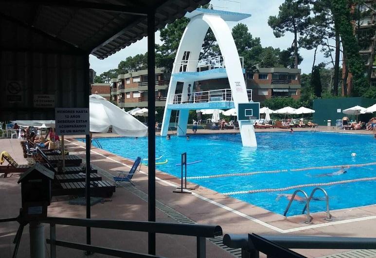 Appartamento con piscina nella splendida e selvaggia località di Punta del Este, Punta del Este, Piscina