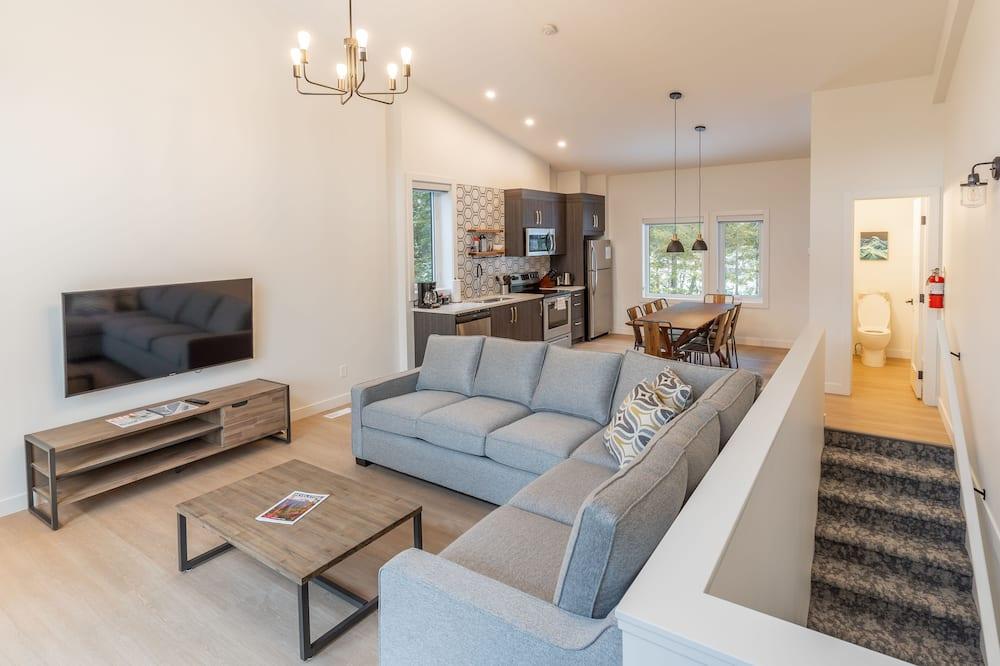 Apartmán, 3 ložnice (Dog Friendly) - Obývací prostor