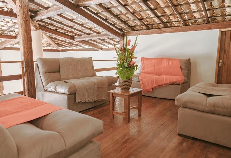 VOA Porto da Barra, Porto Seguro, Lobby
