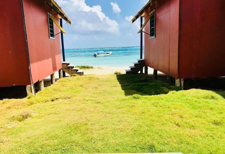Sunrise Paradise/Carlito´s Place, Little Corn Island, Garden
