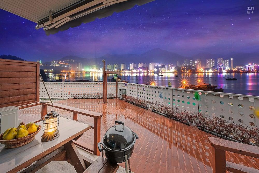Izba (soft star (Terrace Ocean view)) - Balkón