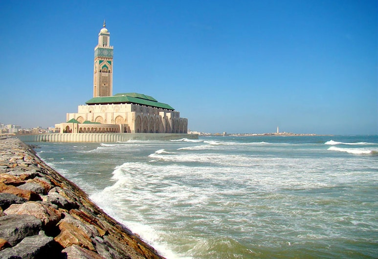 Apartment With 2 Bedrooms in Casablanca, With Wifi - 3 km From the Beach, Casablanca, Bãi biển
