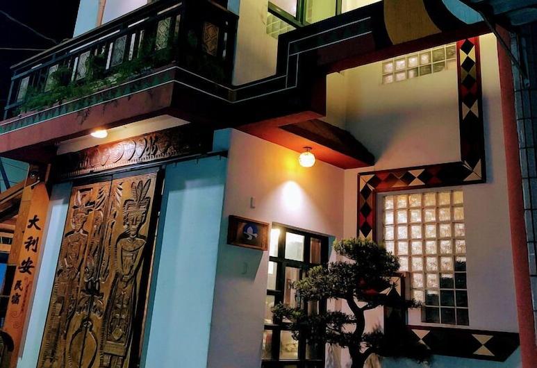 Dja Lji An Homestay, סאנדימן, חדר מעונות משותף, חדר מעונות מעורב (גברים ונשים), חדר רחצה משותף, חדר אורחים