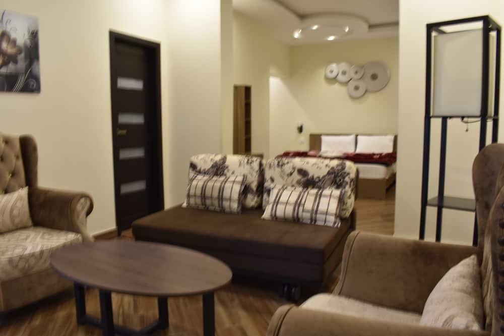 Suite Room - 거실 공간