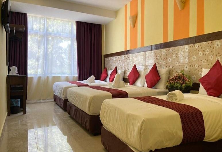 Sun Inns Permas Jaya, Masai, Chambre Familiale, Chambre