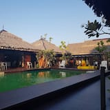 Double Room, Pool Access (Villa) - Balcony View