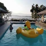 Twin Room, Pool Access (Villa) - Infinity Pool