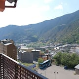 Habitación doble superior, balcón, vistas a la montaña - Vistas a la montaña
