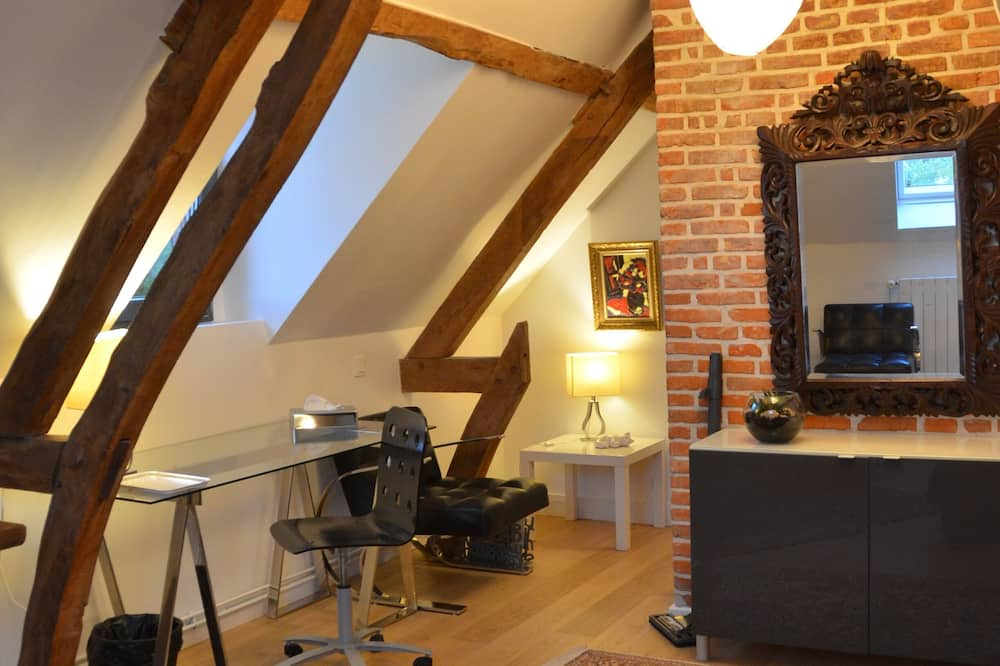 Double Room (Colombe) - Living Area