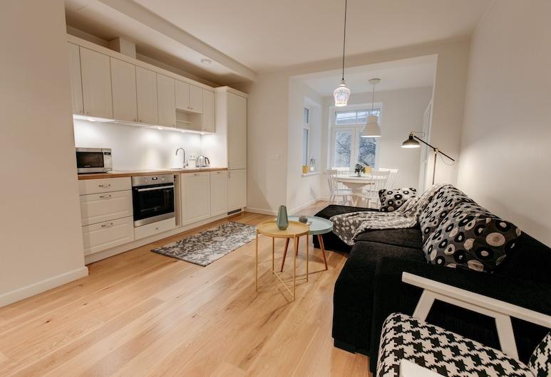 Daily Apartments-Cosy 2 floor apartment , Tallinn, Apartment, 2Schlafzimmer, Wohnzimmer