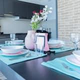 Panoramic Διαμέρισμα - Γεύματα στο δωμάτιο