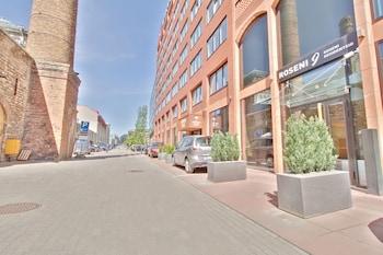 Selline näeb välja Daily Apartments- Rotermann-Centrum, Tallinn