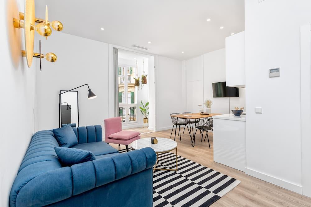Apartment, 2 Bedrooms (Calderería I) - Living Room