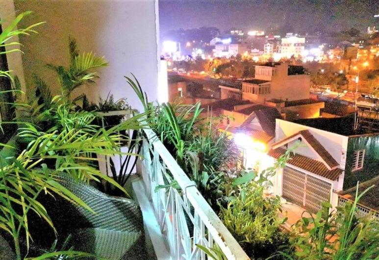チャウ ジャン ホテル, ダラット, ファミリー ルーム シティビュー, 部屋からの眺望