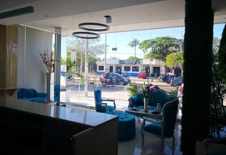 Mar Inn Hotel, Riohacha, Entrada Interior