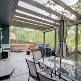 Domek (7356_Aspen) - Balkón